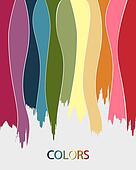 pastel rainbow gradient colors