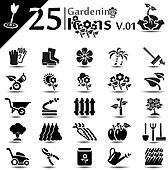 Gardening Icons v.01