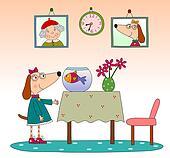 children's book, page