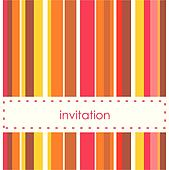 Vector greeting card or invitation