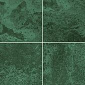 Four green marble texture