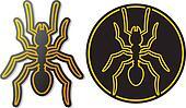 ant icon (ant symbol)