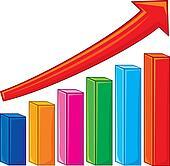 illustration of bar graph