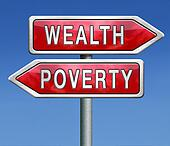 wealth or poverty