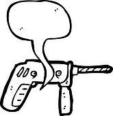 power tool cartoon