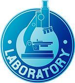 laboratory label