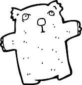 Wombat Clip Art - Royalty Free - GoGraph