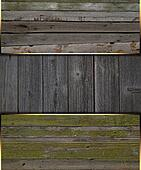 Background of old wooden planks. Template for design