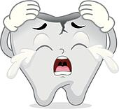 Dental Pain Clip Art - Royalty Free - GoGraph