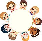 Multi-ethnic Children Group