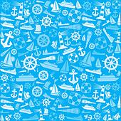 nautical and marine background