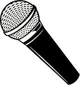 Resultado de imagem para microfone desenho