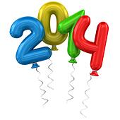 2014 ballons