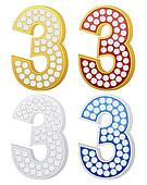 jewelry number three
