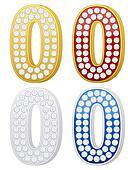 jewelry number zero