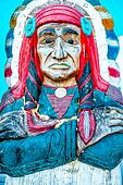 chief, vintage style