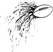 Football Splatter