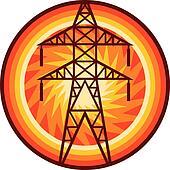 power line symbol