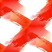 glare from paint cross mark ink stroke dye red brush textu