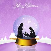 Christmas Nativity Scene i