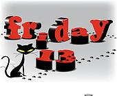 Background for friday 13