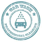 Car Wash-stamp