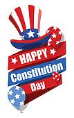 Decorative Constitution Day Banner