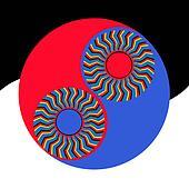 Yin-yang Illusion
