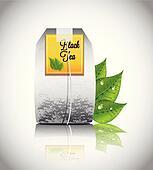 Bag Of Black Tea