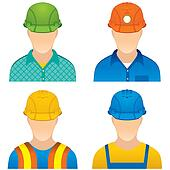 Worker Icons