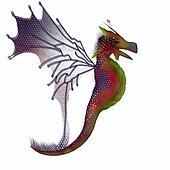 Blackberry Faerie Dragon