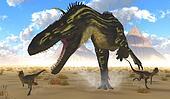 Dinosaur Hunting Ground