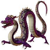 Purple Jewel Dragon