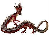 Red Jewel Dragon