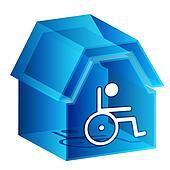 3d Nursing Home Icon