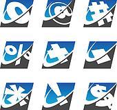 Swoosh Sport Symbol Icons