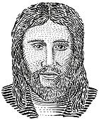 Jesus Christ Front View