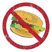 hamburger forbidden