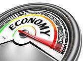 economy conceptual meter