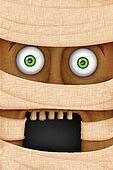 Face of Mummy