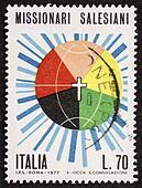 Salesians postage stamp bis