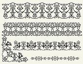 The Celtic patterns