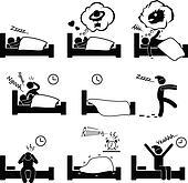 Sleeping Dreaming Snoring Insomnia