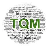 word tags wordcloud TQM