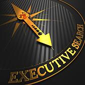 Executive Search. Business Concept.