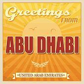 Abu Dhabi, United Arab Emirates poster