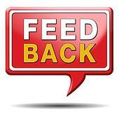 feed back icon