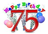 happy 75th birthday