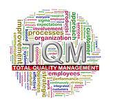 TQM word tags wordcloud