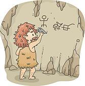 Caveman Art